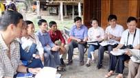 Kiểm tra công tác phát hành và sử dụng báo đảng tại Tương Dương, Kỳ Sơn