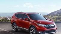 Ra mắt Honda CR-V 2017: Vỡ mộng xe 7 chỗ