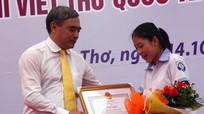 Phát động cuộc thi Viết thư quốc tế UPU lần thứ 46