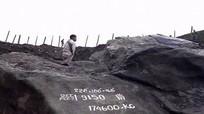 Khối đá ngọc bích gần 200 tấn ở Myanmar