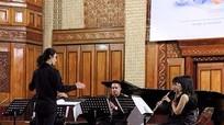 13 nhà soạn nhạc trẻ tuổi tranh tài ở Festival Âm nhạc mới Á - Âu