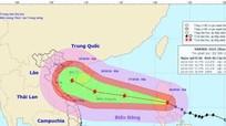 Tin mới nhất về bão Sarika giật cấp 17