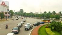 Diễn đàn ô tô lớn nhất Nghệ An diễu hành vì an toàn giao thông