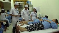 Điều trị tai biến mạch máu não ở Bệnh viện phục hồi chức năng Nghệ An