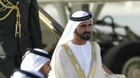 Vua Dubai điều máy bay riêng chở 450.000 USD hàng cứu trợ bão cho Haiti