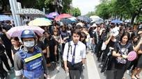 Thái Lan yêu cầu dẫn độ 6 đối tượng xúc phạm Hoàng gia