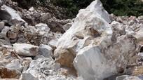 Thông tin chính thức về vụ sập mỏ đá ở Quỳ Hợp