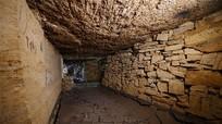 Kỳ bí hầm mộ 1.000 lối vào như mê cung