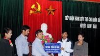 Hội Doanh nghiệp Nghệ Tĩnh tại TP. Hồ Chí Minh kêu gọi hỗ trợ bà con vùng lũ lụt