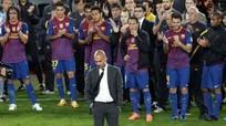 Pep Guardiola: Đau trong ngày về