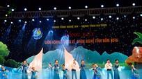 Bế mạc Liên hoan dân ca ví, giặm Nghệ Tĩnh năm 2016