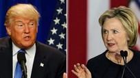 Trump - Clinton chuẩn bị bước vào cuộc tranh luận trực tiếp cuối cùng
