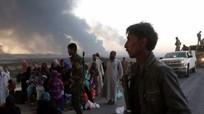 900 dân Iraq thành công thoát khỏi thành trì cuối của IS