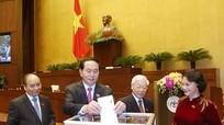 Quốc hội kêu gọi đồng bào và chiến sĩ ủng hộ đồng bào miền Trung