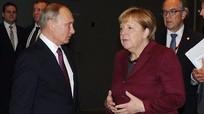 Ông Putin, bà Merkel và ông Hollande thảo luận về Syria