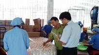 Sẽ xử lý nghiêm vi phạm trong sản xuất, kinh doanh nước mắm
