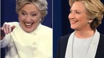 Ý nghĩa đằng sau trang phục của bà Clinton trong buổi tranh luận cuối cùng