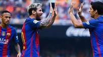 Suarez, Messi - cơn 'ác mộng' của Valencia