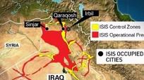IS điên cuồng chống trả, 1.000 dân thường hít khí độc
