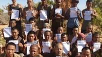 Cướp biển Somalia thả con tin Việt Nam sau 4 năm giam giữ