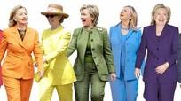 Cuộc cách mạng thời trang của bà Clinton khi tranh cử Tổng thống Mỹ