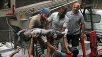Pháp kêu gọi quốc tế hành động để chấm dứt 'cuộc thảm sát Aleppo'