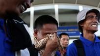 1 thuyền viên Nghệ An bị cướp biển Somalia bắt giữ đã về đến Kenya