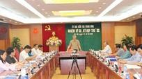 Kỷ luật cảnh cáo cựu Bộ trưởng Vũ Huy Hoàng