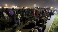 Pháp bắt đầu 'thanh toán' khu trại Calais