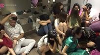 Cảnh sát đột kích 'động' ma túy có 70 dân chơi Sài Gòn