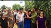 Thuyền viên Nghệ An bị cướp biển bắt cóc xúc động đoàn tụ với gia đình