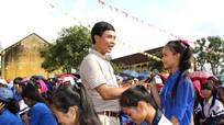 Hơn 900 học sinh được tư vấn SKSS vị thành niên