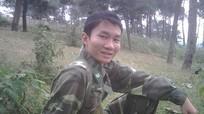 Anh lính biên phòng giật giải cuộc thi Phóng viên trẻ Pháp ngữ