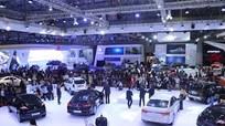 Mở màn triển lãm ôtô lớn nhất từ trước tới nay tại Việt Nam