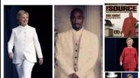 Hillary Clinton lấy cảm hứng thời trang từ các ca sỹ nhạc rap?