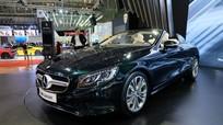 Mercedes S500 Cabriolet 2017 về Việt Nam giá gần 11 tỷ