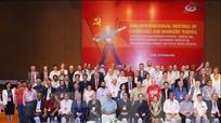 Khai mạc Cuộc gặp quốc tế các Đảng Cộng sản và công nhân lần thứ 18 tại Hà Nội