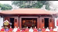 Long trọng khánh thành công trình Nhà tưởng niệm cụ Phan Bội Châu