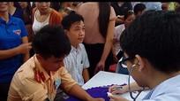 Tân Kỳ: Trên 1200 tình nguyện viên tham gia hiến máu