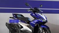 'Vén màn' Yamaha NVX - phân khúc 'chiếu trên' Honda Air Blade