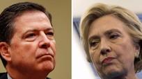 Bà Hillary Clinton phản pháo hành động tái điều tra của FBI