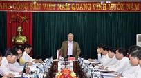 Chủ nhiệm UBKT Trung ương: Đoàn kết, thống nhất hành động để thực hiện Nghị quyết Đại hội XII