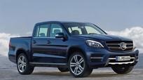 Mercedes-Benz có thể được trình làng xe bán tải trong tuần sau