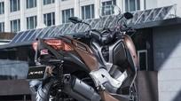 Yamaha ra mắt xe ga mạnh như mô tô phân khối lớn