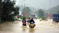 Cảnh báo lũ quét và ngập úng ở Nghệ An do mưa lớn