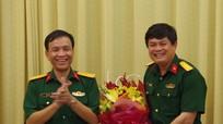 Đảng ủy Bộ CHQS tỉnh Nghệ An có Chính ủy mới