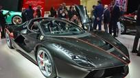 Siêu xe triệu đô LaFerrari có tiền cũng khó sở hữu