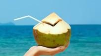 Mỹ phẩm thiên nhiên từ nước dừa