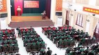Thông báo nhanh kết quả Hội nghị Trung ương 4 (khóa XII)