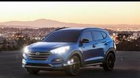 Hyundai Tucson 'bóng đêm' trình làng